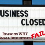 The Most Likely Reasons Why Small Businesses Fail In Salt Lake County