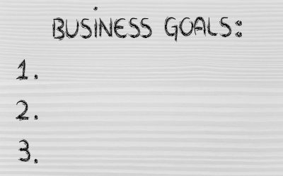 Janet Behm's Five Key Elements For Setting Smart Business Goals