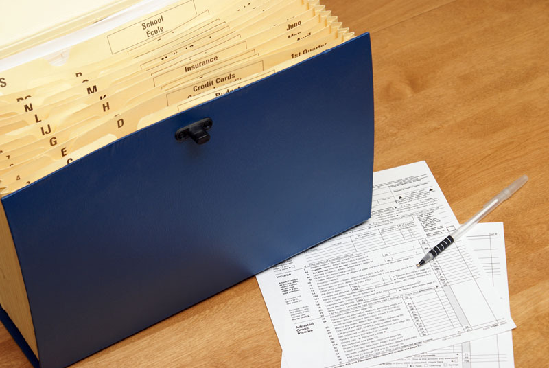 Janet Behm's Updated Tax Preparation Checklist for 2019