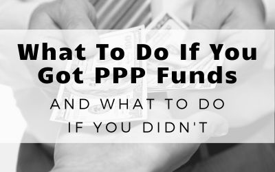 What Your Salt Lake County Business Should Do If They Received PPP Funding