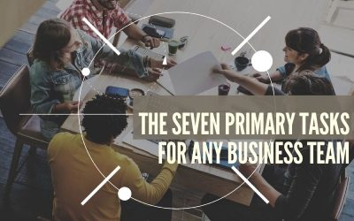 The Seven Primary Tasks For Any Salt Lake County Business Team